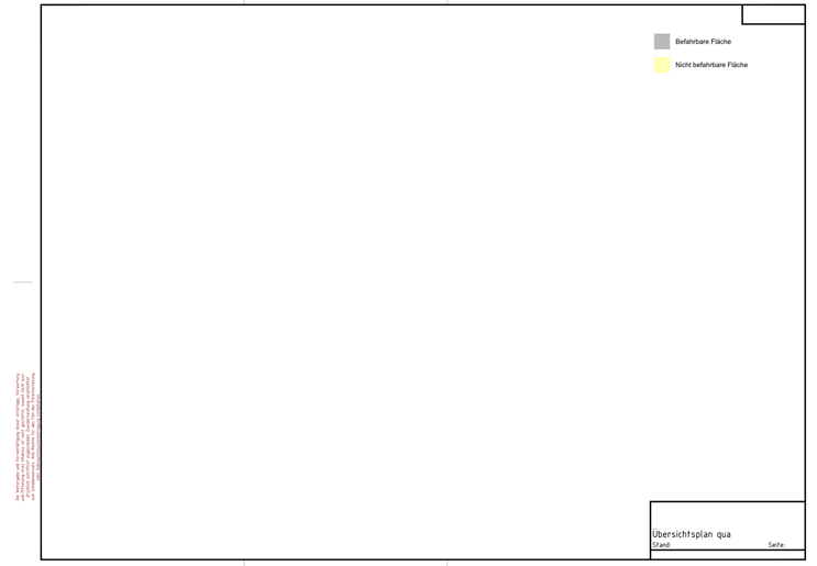Feuerwehrplan - Übersichtsplan
